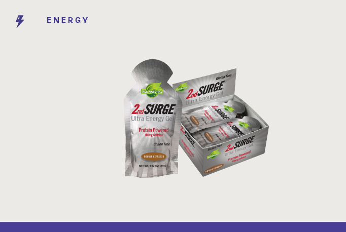 2nd Surge ® Double Expresso