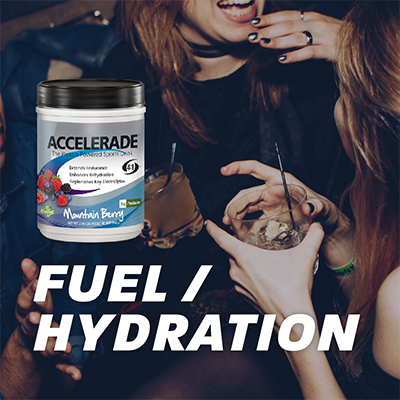 Accelerade, The Hangover Cure